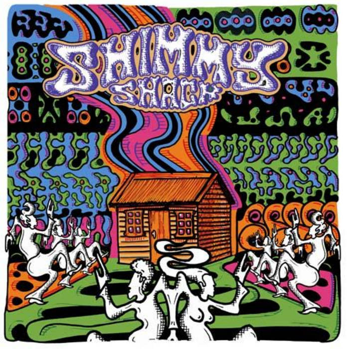 Shimmy Shack cover art