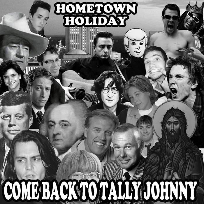 Come Back To Tally Johnny cover art