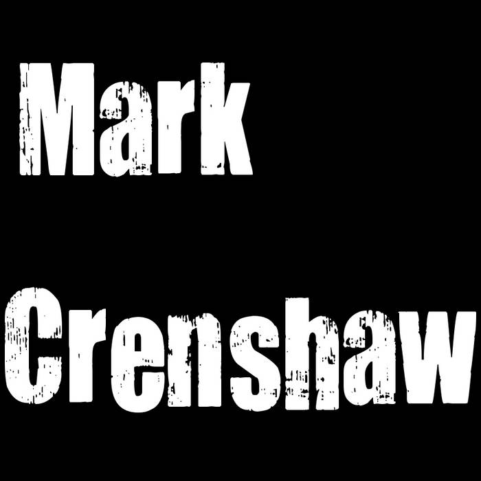 Mark Crenshaw Band cover art