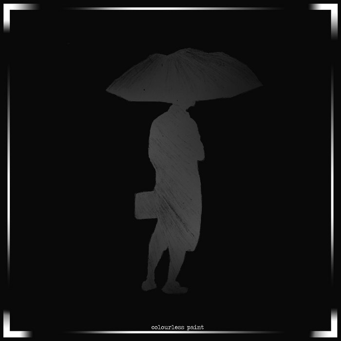 Colourless Paint cover art