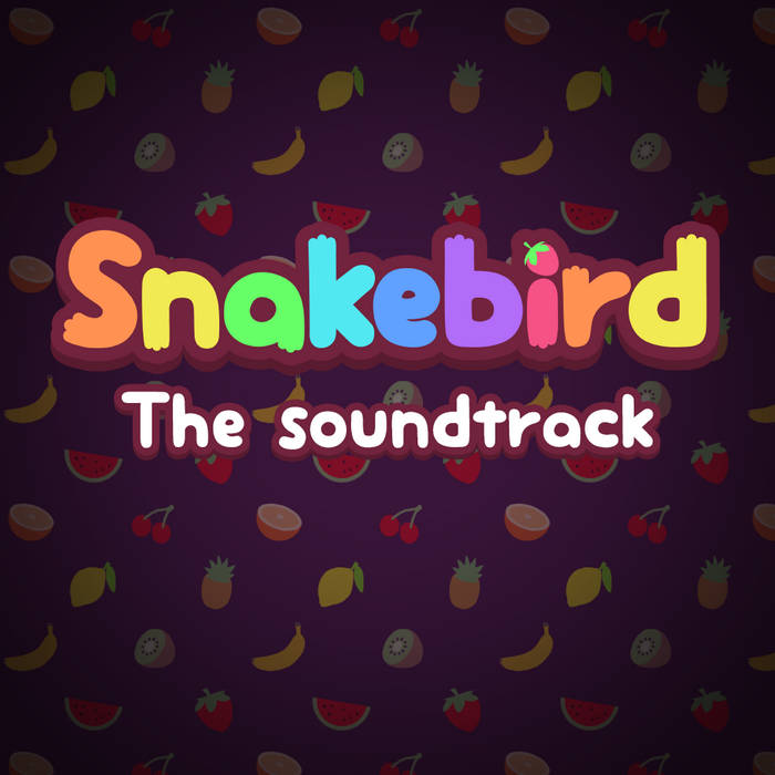 Snakebird - The Soundtrack cover art