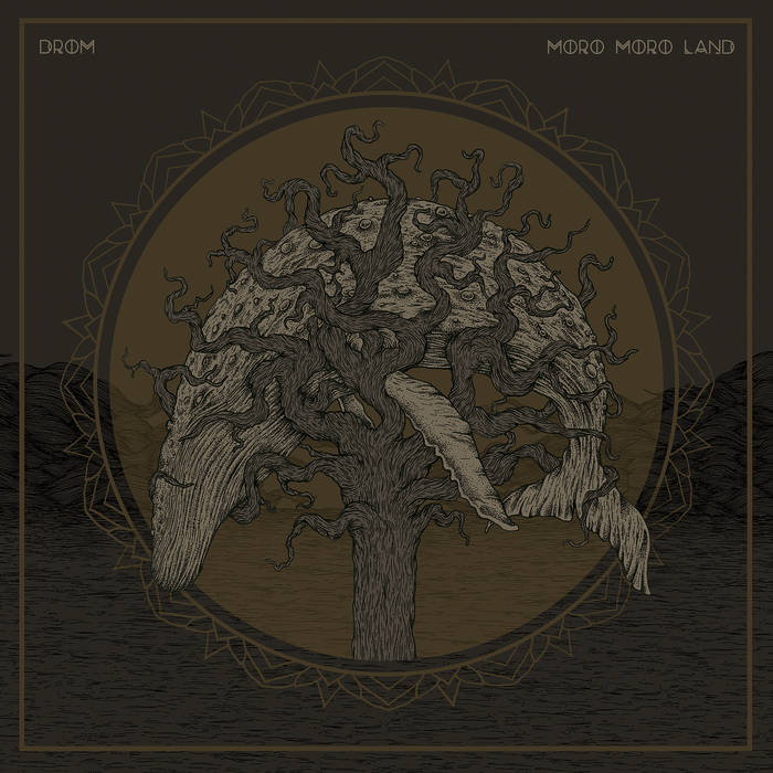 Drom / Moro Moro Land split cover art
