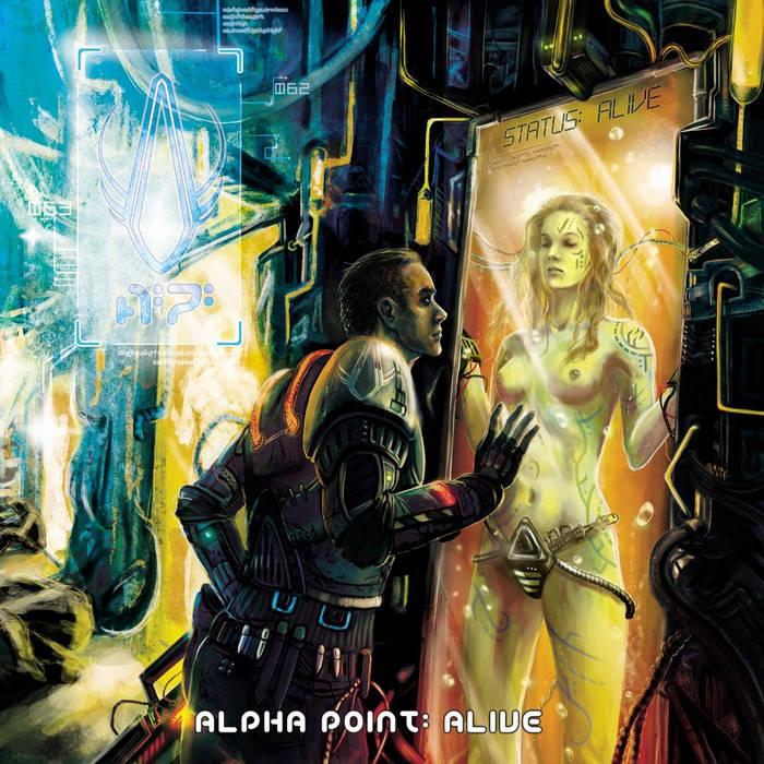 Alive CDM cover art