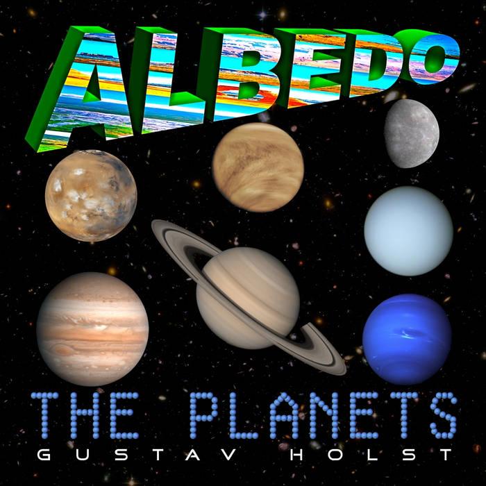 The Planets: Gustav Holst cover art