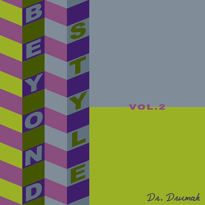 Beyond Style Vol. 02 (EP) cover art