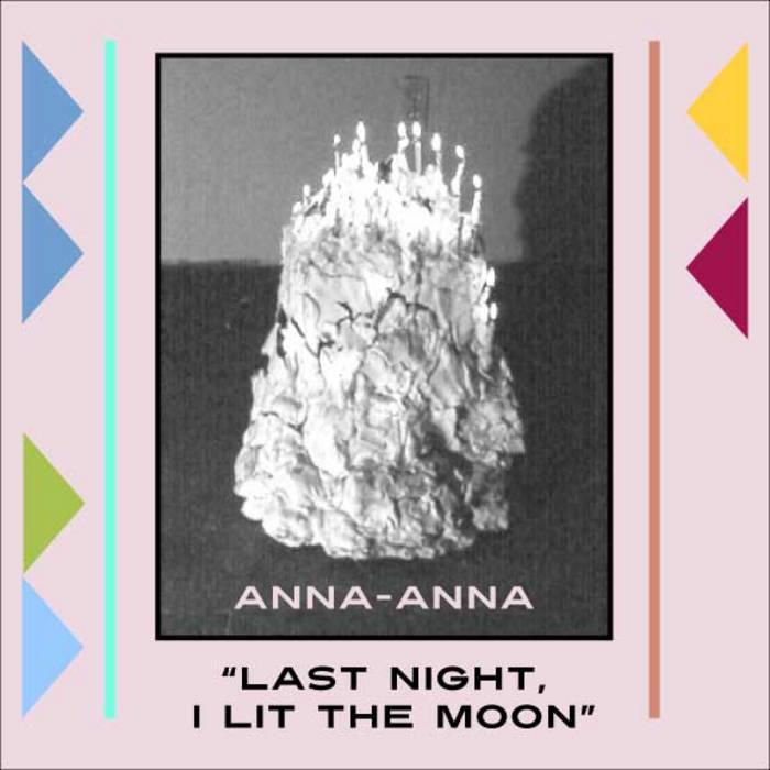 Last night I lit the moon cover art