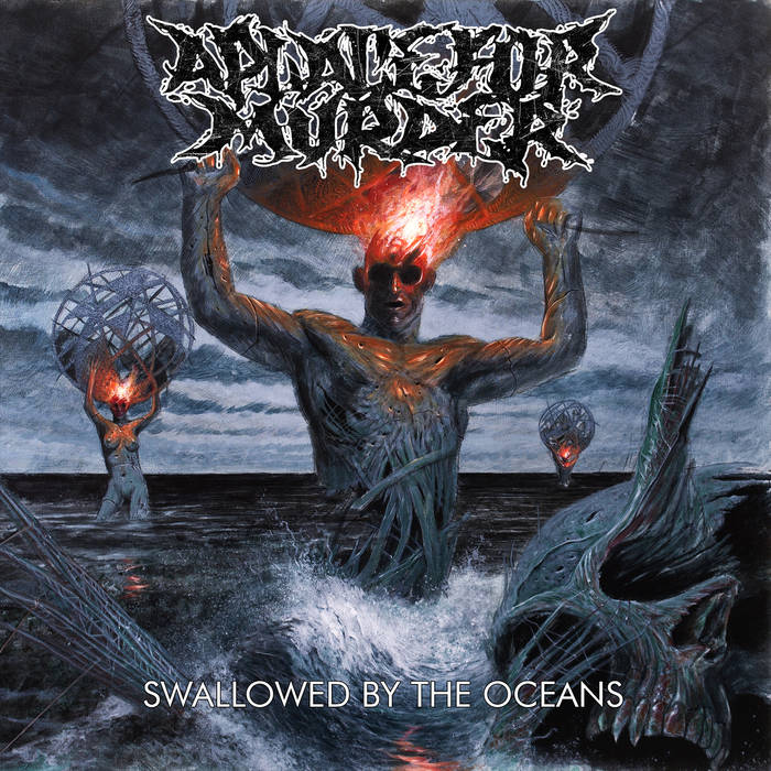 Swallowed By The Oceans cover art
