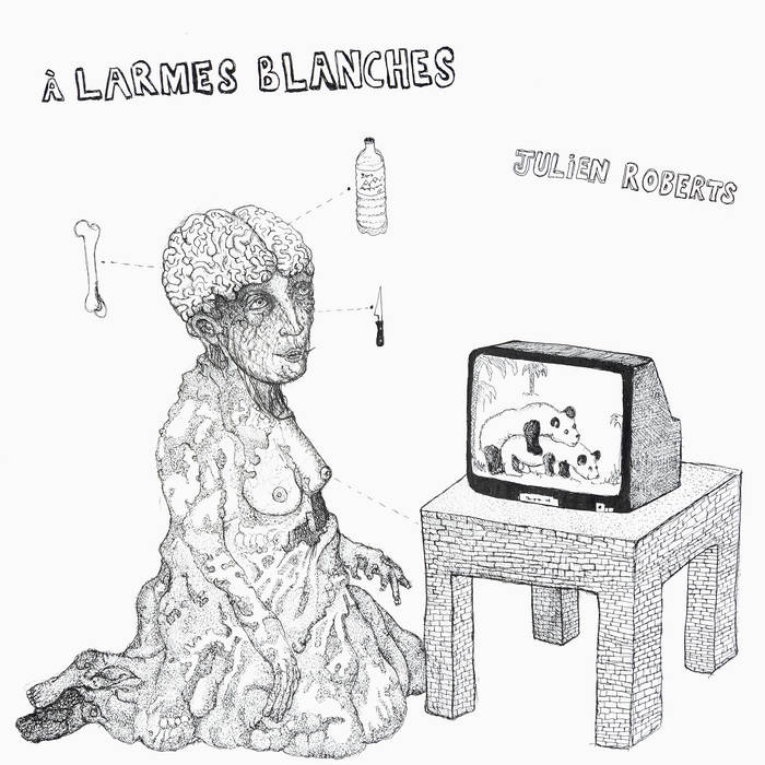 A larmes blanches cover art