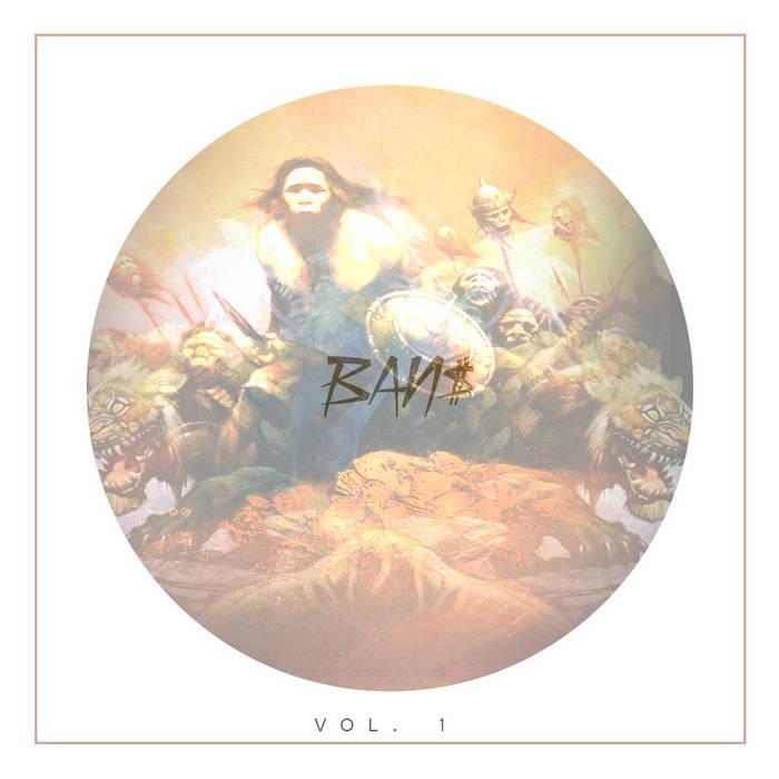 BAN$ VOL 1. cover art