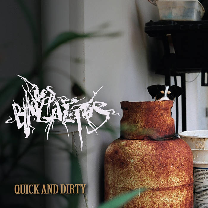 Quick and Dirty EP cover art