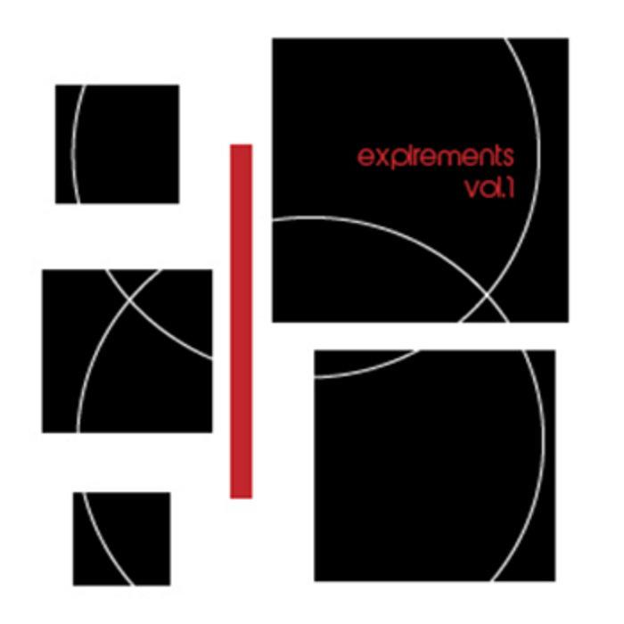 experiments vol. 1 cover art