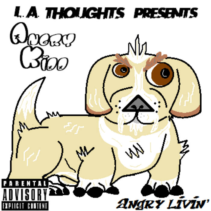 Angry Livin' cover art