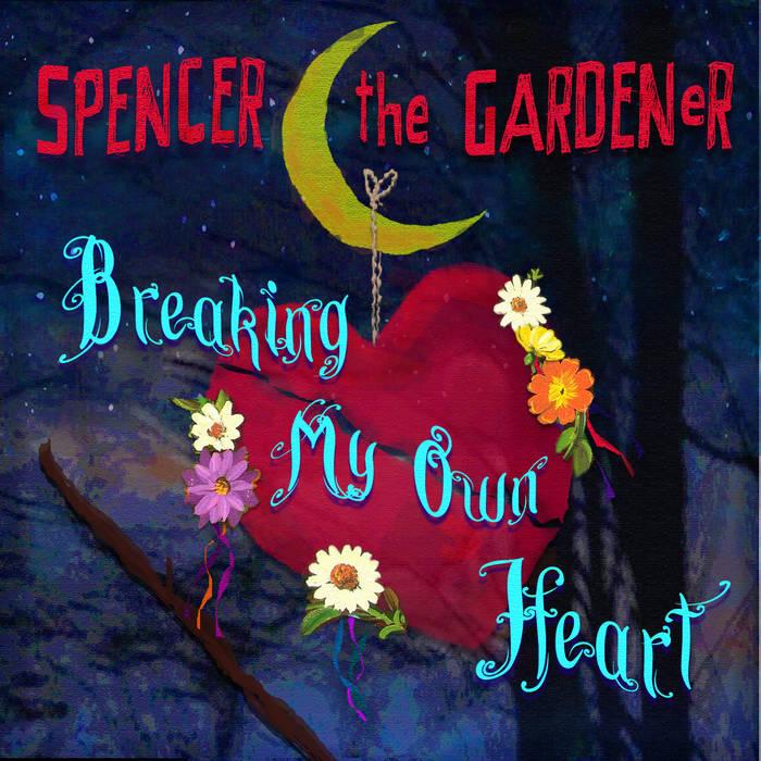 Breaking My Own Heart cover art