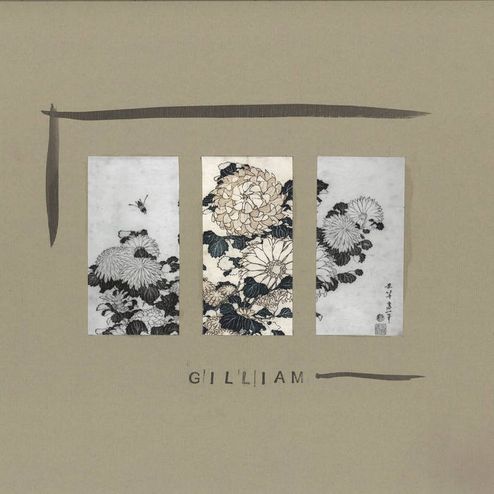 Gilliam EP cover art