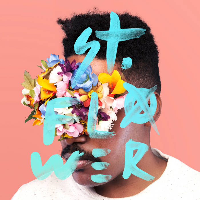 S†. Flower cover art