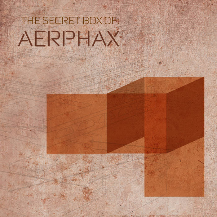 THE SECRET BOX OF AERPHAX cover art