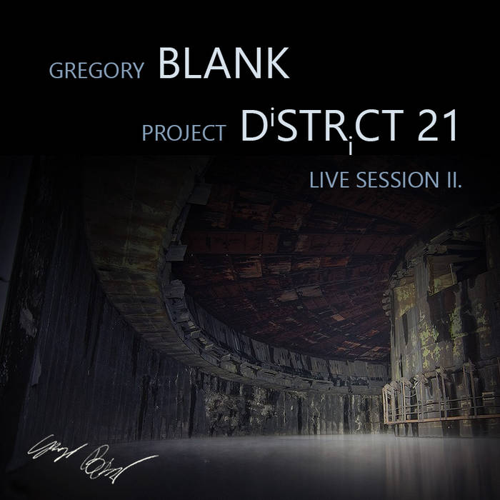 Project DiSTRiCT 21 - Live session II. cover art