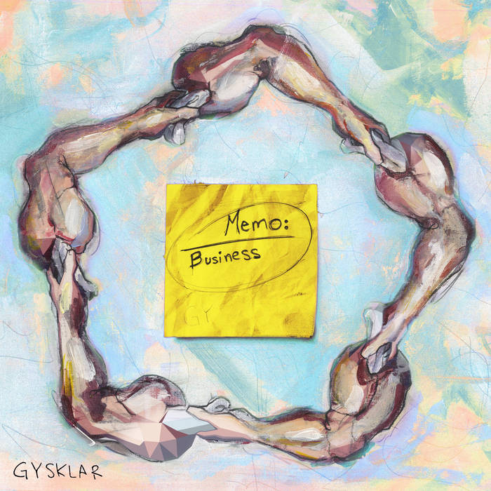 Memo:Business cover art