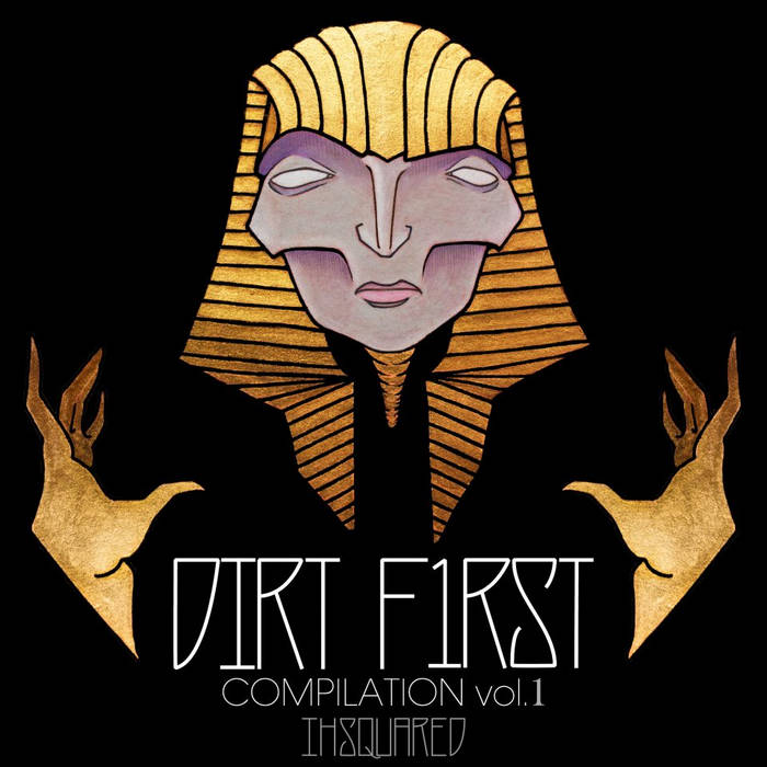 Dirt First Compilation Volume 1 cover art