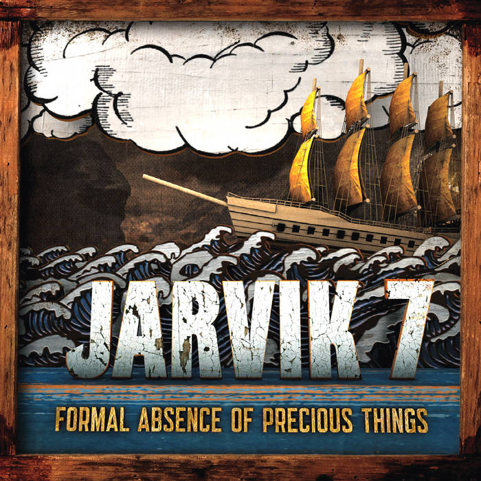 Formal Absence Of Precious Things cover art