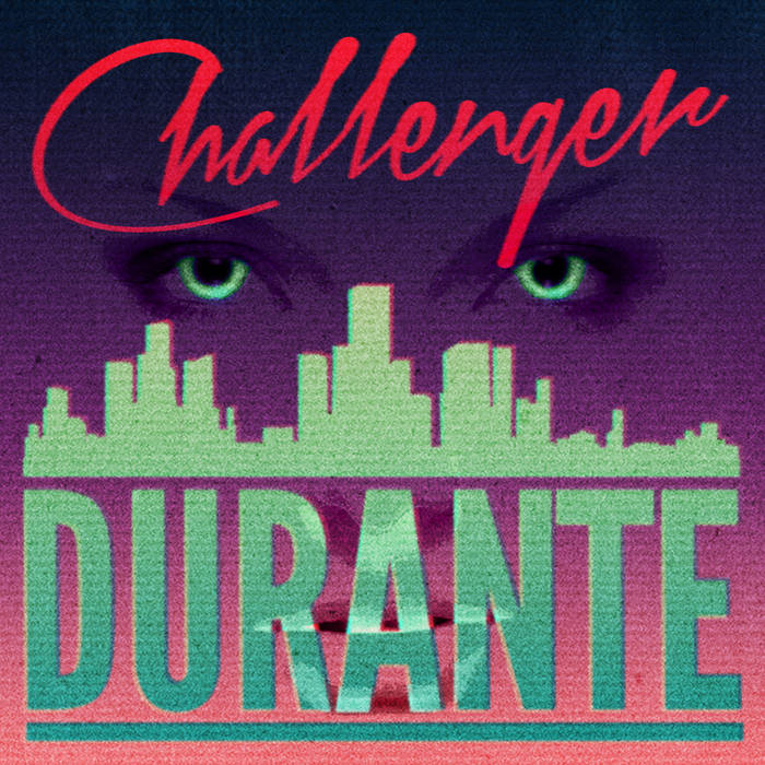 Challenger cover art