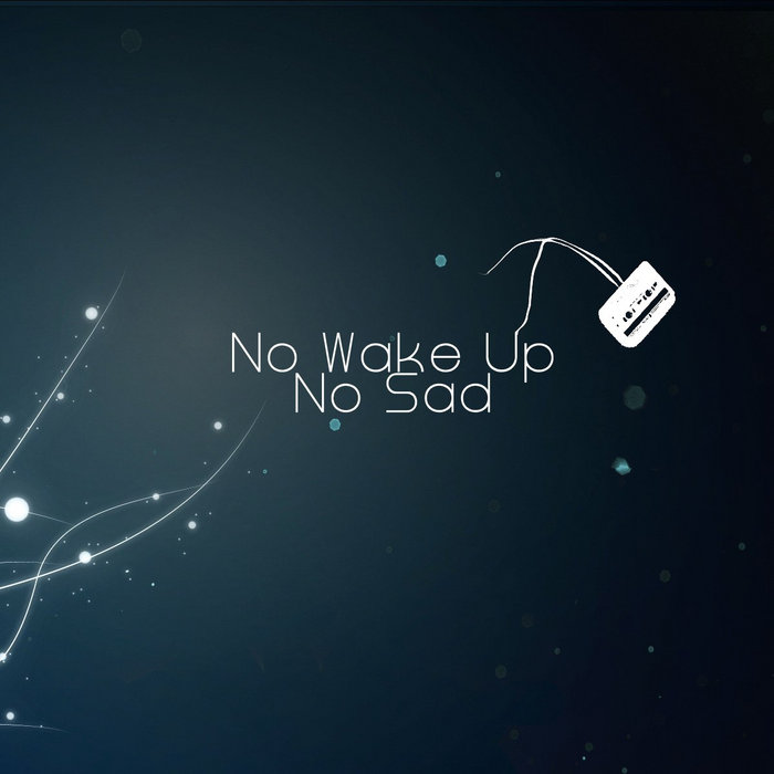 No Wake Up - No Sad cover art