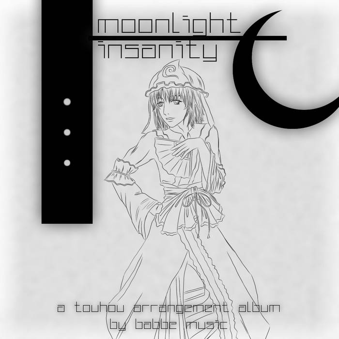 moonlight insanity cover art