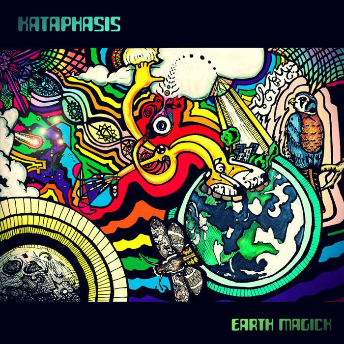 Earth Magick Volume 1 cover art