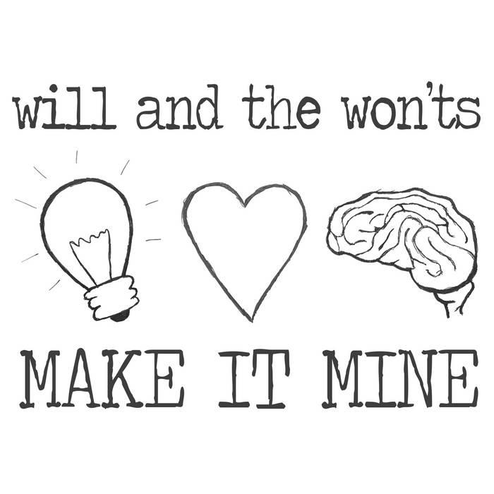 Make It Mine cover art