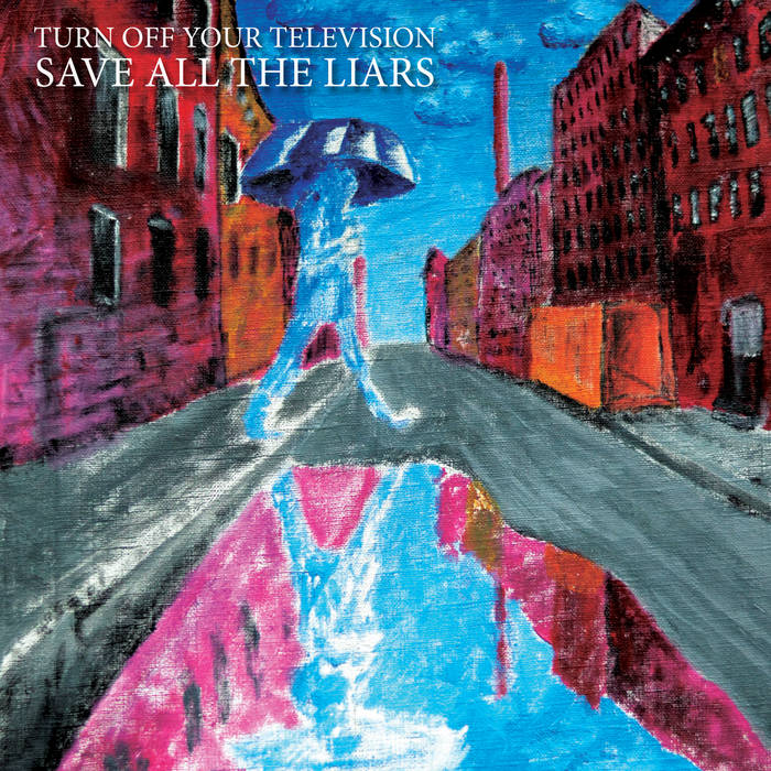 Save all the liars cover art