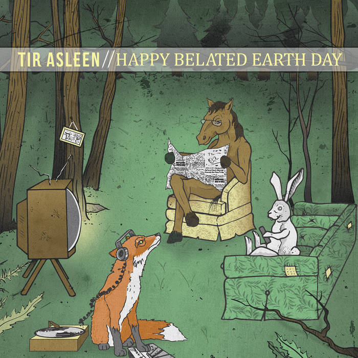 Happy Belated Earth Day cover art