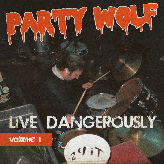 LIVE DANGEROUSLY: VOL 1 cover art