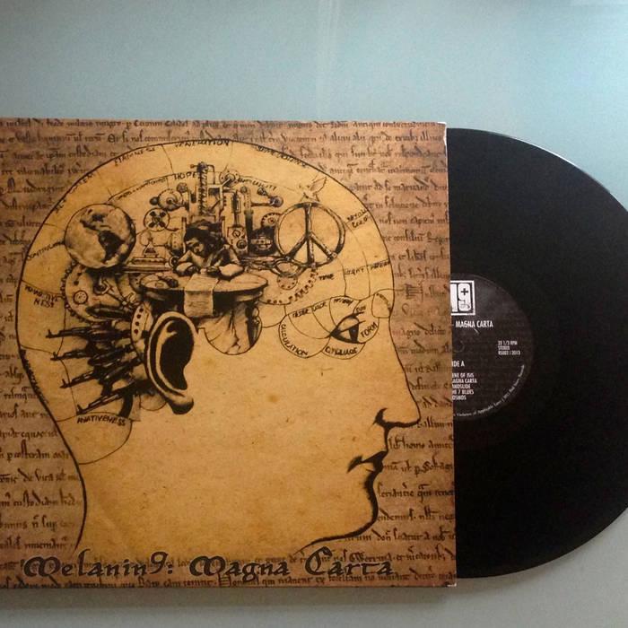 Magna Carta Vinyl 2xLP + Bonus Instrumentals cover art
