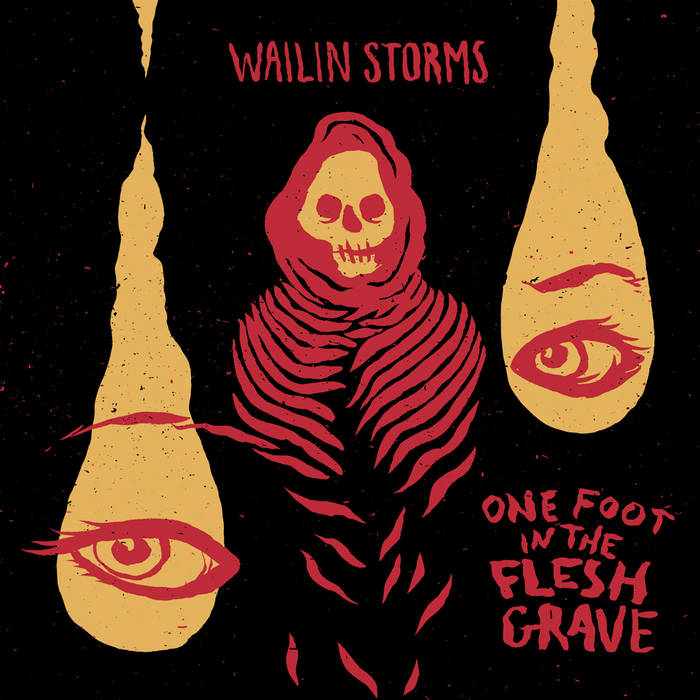 One Foot in the Flesh Grave cover art