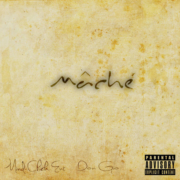 Mâché cover art