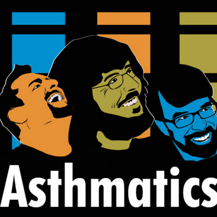 Asthmatics cover art