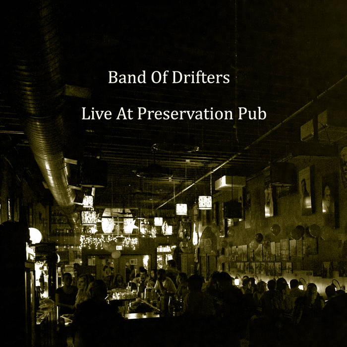 Preservation Pub    (Live) cover art