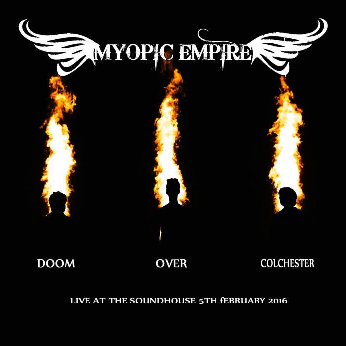 Doom Over Colchester cover art
