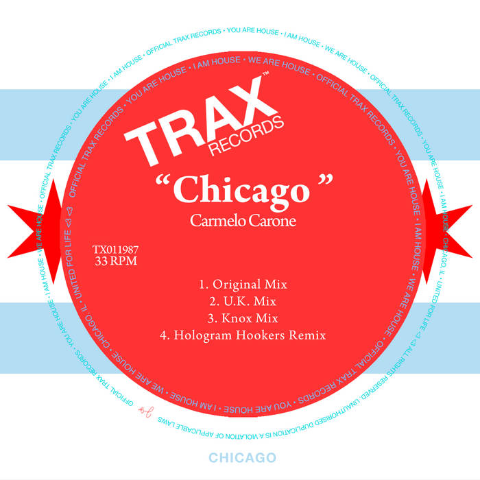 Chicago cover art