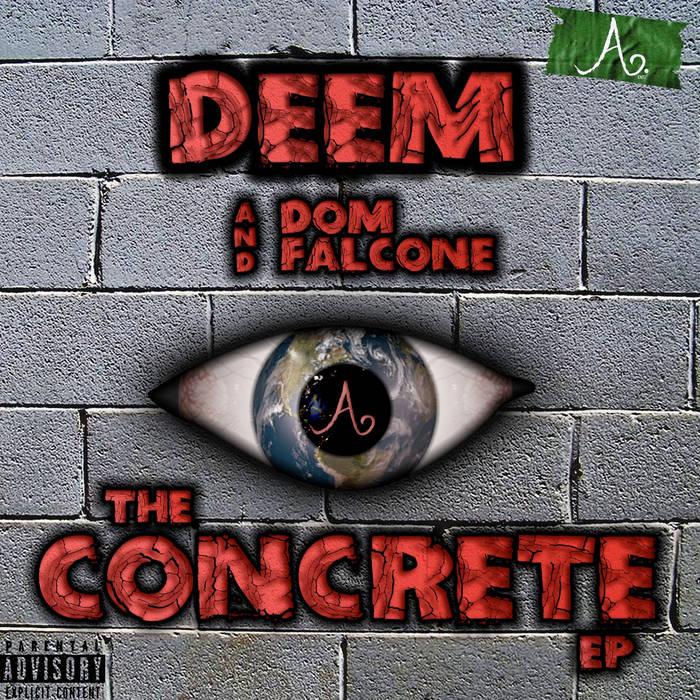 The Concrete EP cover art