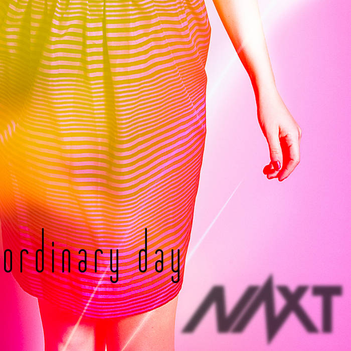 Ordinary Day - Single cover art
