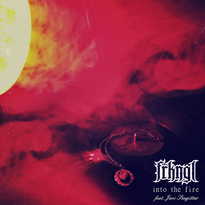 Into The Fire EP cover art