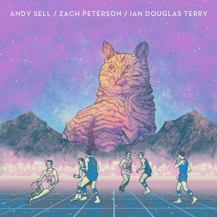 Andy Sell/Zach Peterson/Ian Douglas Terry - Split Album cover art