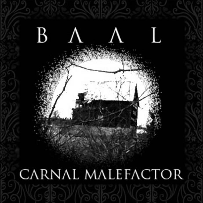 Carnal Malefactor cover art