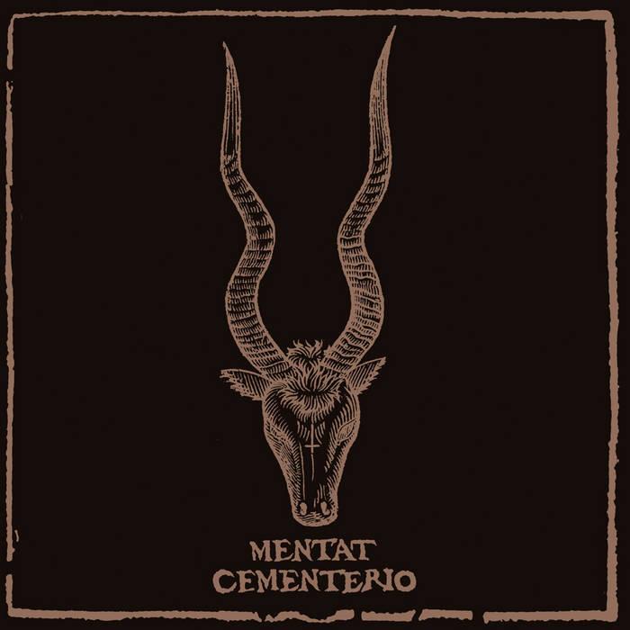 Cementerio / Mentat Split cover art
