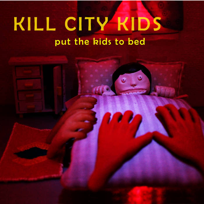put the kids to bed cover art