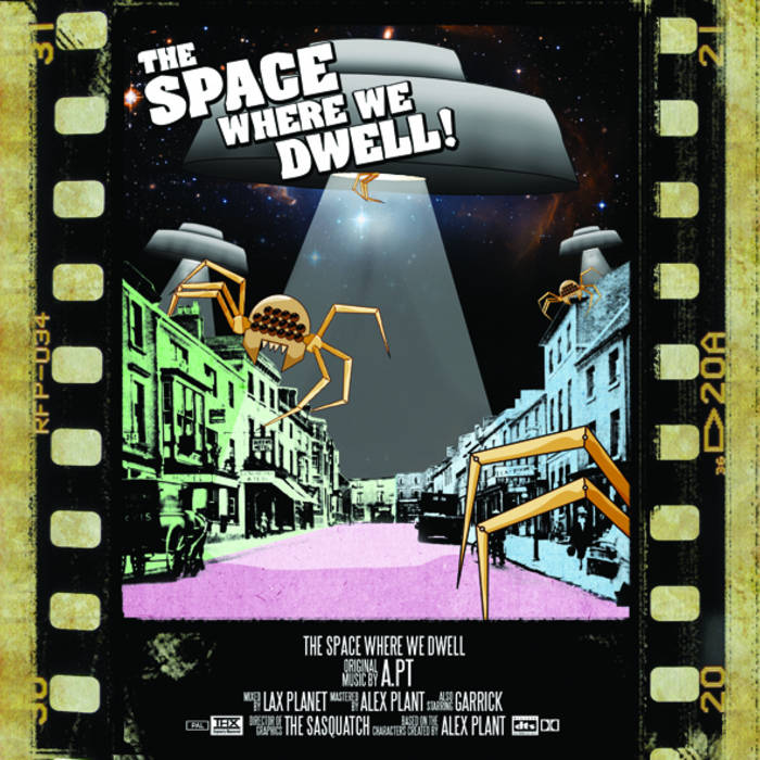 The Space Where We Dwell cover art