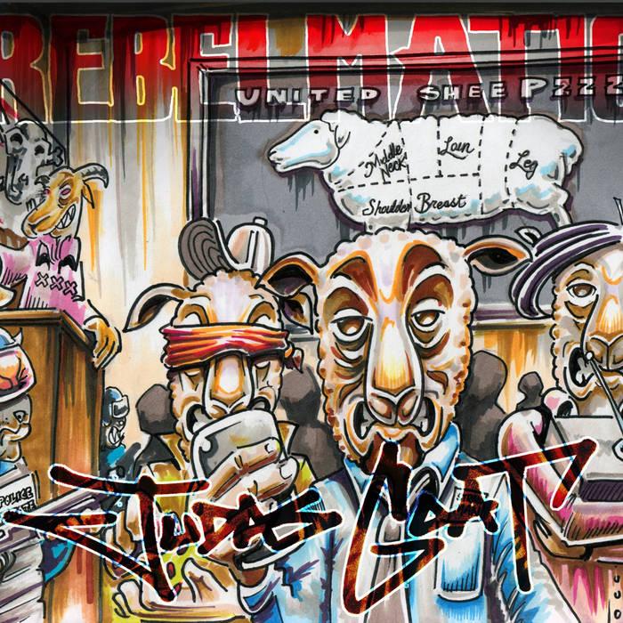 Judas Goat cover art