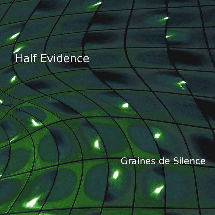 [Eg0_166] Half Evidence : Graines de Silence cover art