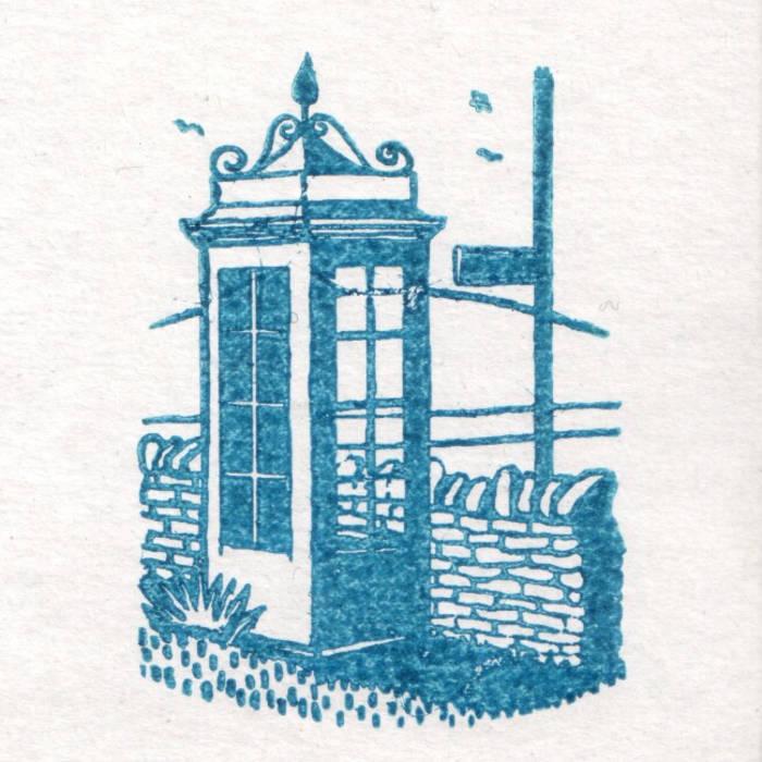 Tyneham House cover art